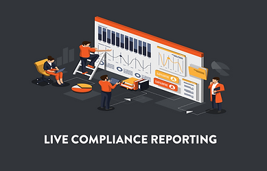 Live Compliance Reporting Brandon Grotes