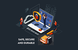 Library Suite keeps your Documents Safe Secure with optimum durability