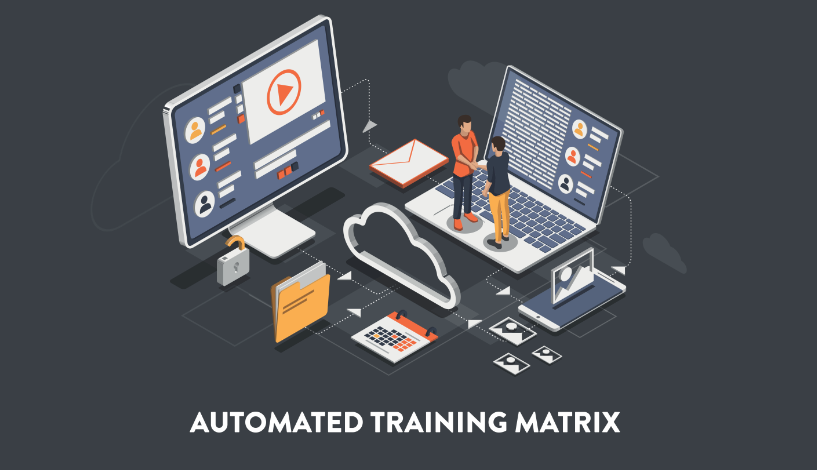 Library Suite automates your training matrixes