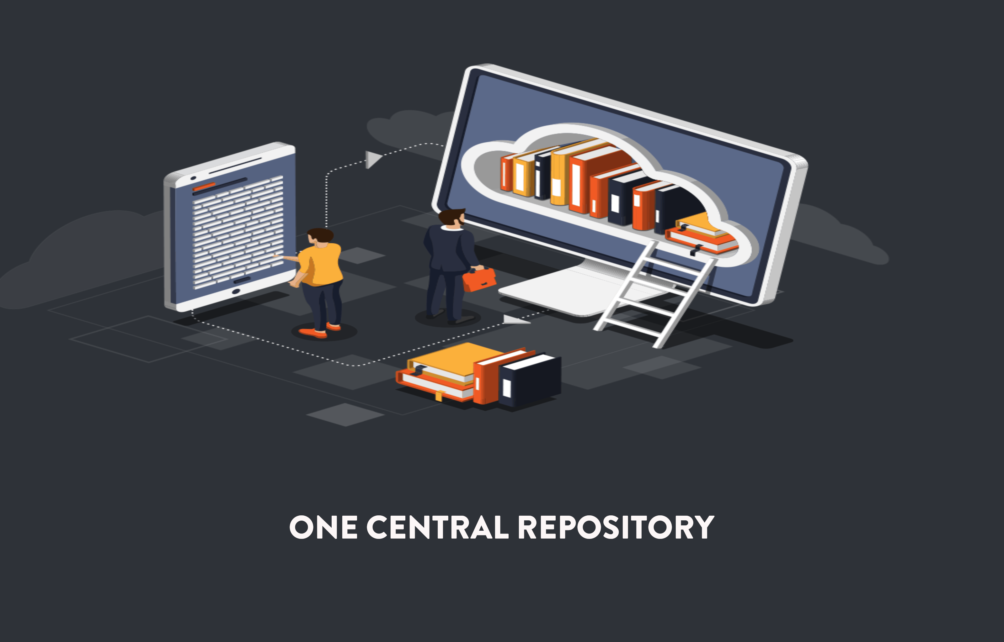 Library Suite Your One Central Repository