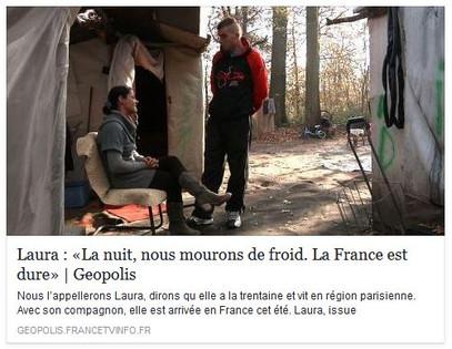 Reportage pour Géopolis europe / Francetvinfo