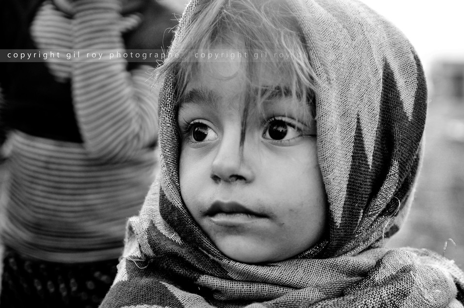 Copyright Gil Roy Photographe portraits