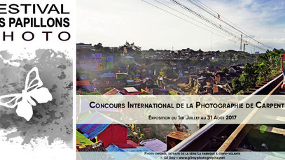 Concours international de la photographie de Carpentras 2017