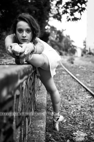 Copyright Gil Roy Photographe street dan