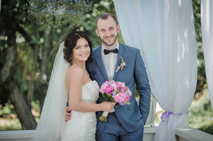 Фотограф на свадьбу СПб, выездная регистрация и фотосессия.