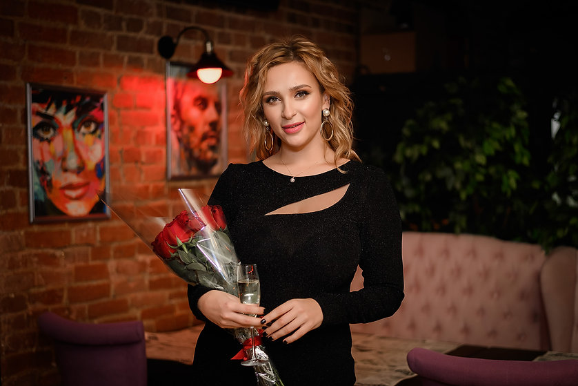 Фотограф в ресторан фотосъёмка юбилей в СПб