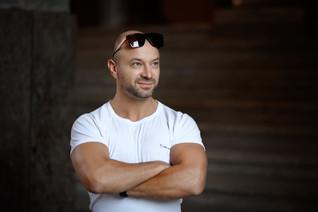 Мужской портрет в СПб, профессиональная фотосъёмка.
