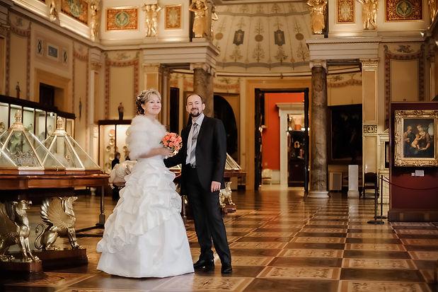 свадебный фотограф СПб фотосессия эрмитаж