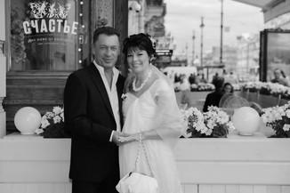 Свадебная фотосессия в СПб, фотограф Алексей Лукин.