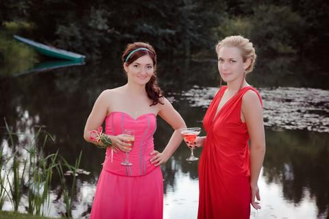 Фотограф на свадьбу в Санкт-Петербурге, фотосессия на природе.