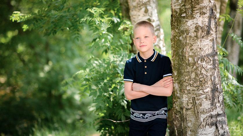 Детская фотосессия в СПб цена