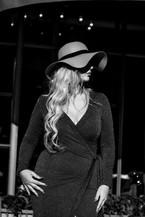 Фотосессия в Санкт-Петербурге |черно-белый женский портрет в СПб