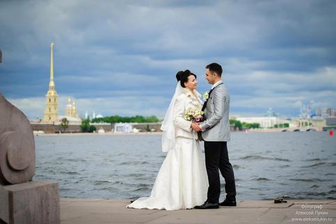 фотограф на свадьбу спб | свадебная фотосессия