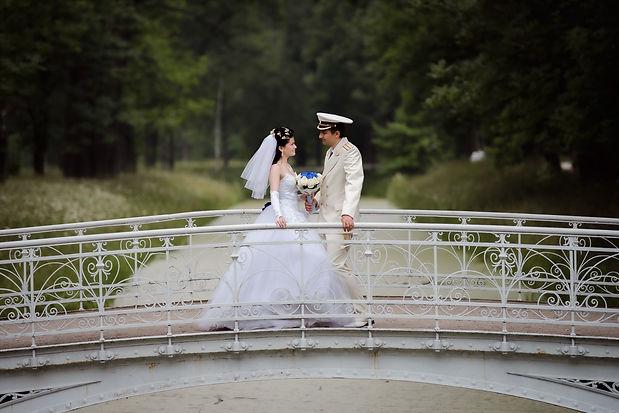 Свадебный фотограф Пушкин на прогулку в парк