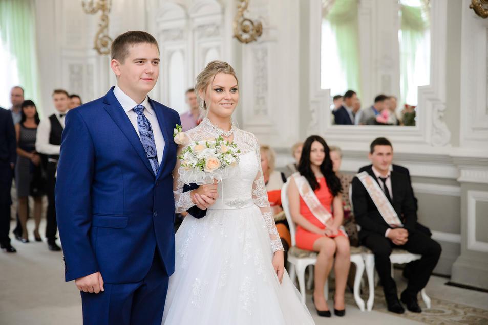 свадебный фотограф СПб на регистрацию _