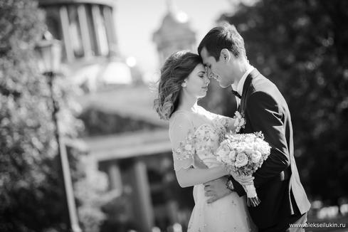 Свадебный фотограф в СПб Алексей Лукин