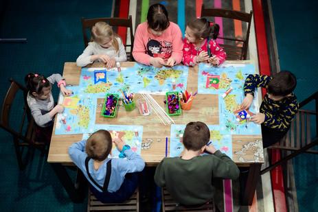 Фотосъёмка детских мероприятий в СПб
