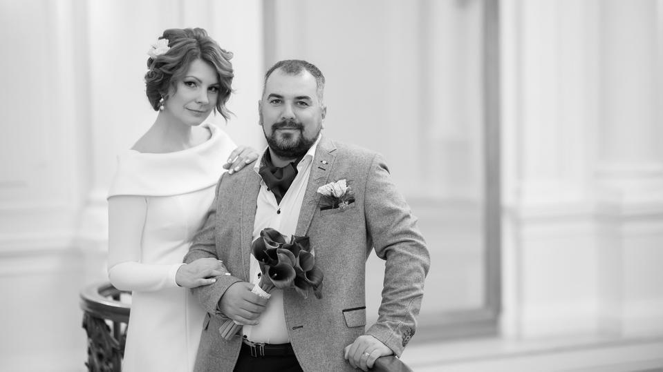 Свадьба фото дворец номер два