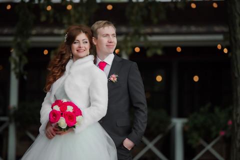 Свадебный фотограф в СПб, фотосессия для молодоженов в день свадьбы.