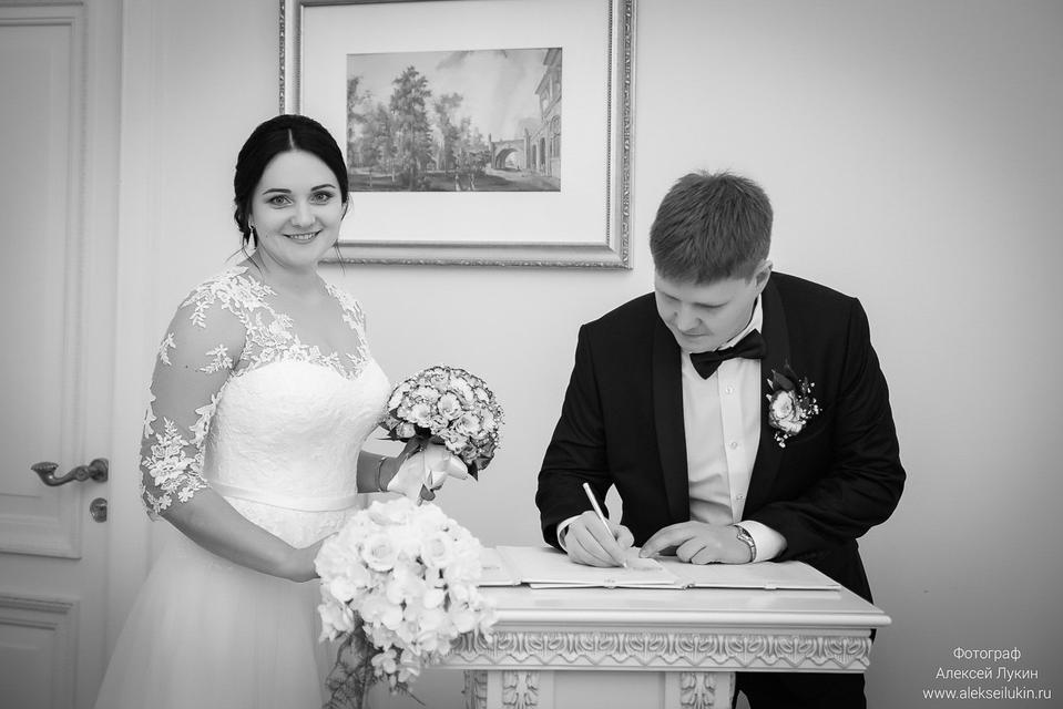 Фотограф на свадьбу Алексей Лукин в СПб