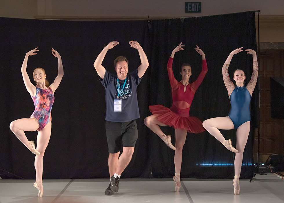 dance photography conference