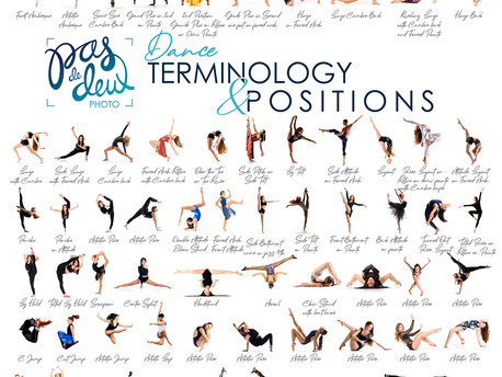 Dance Positions and Terminology Part 2