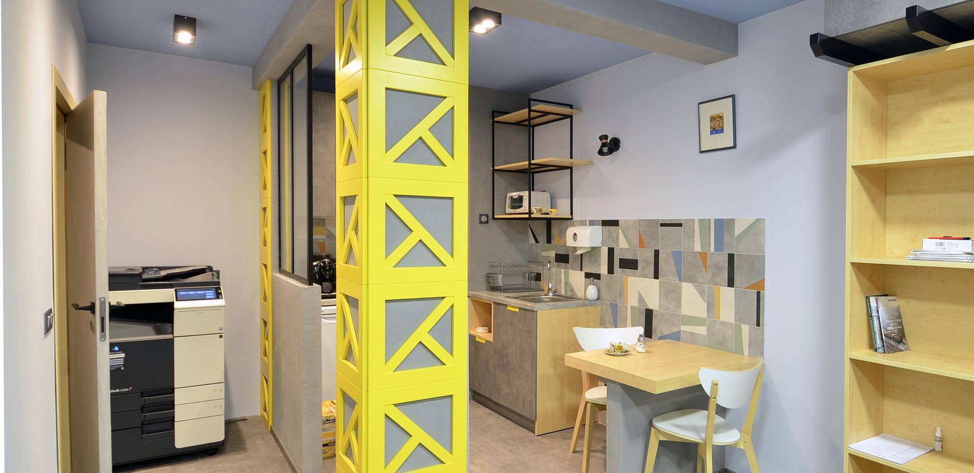 Офис кухня