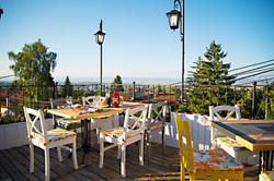 Лятна тераса ресторант