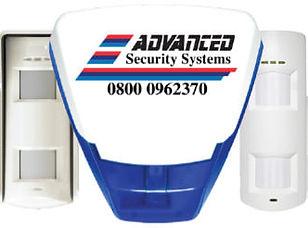 Intruder Alarm Products