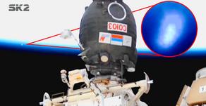 NASA OCULTA AVISTAMIENTO ALIENÍGENA EN LA ISS
