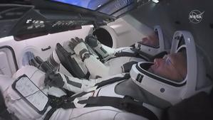 SPACE X INTENTARA HOY REALIZAR EL LANZAMIENTO DE LOS ASTRONAUTAS A LA ISS