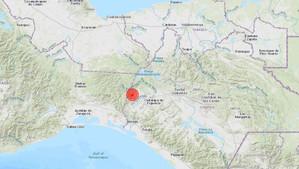 TERREMOTO DE MAGNITUD 4.7 SACUDE EL SUR DE MÉXICO