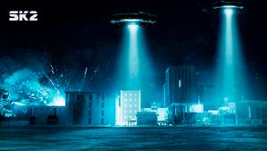 UFO IMPACTA EN LA LUNA | PREPARAN ENGAÑO MASIVO DE PROPORCIONES ÉPICAS