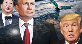 RUSIA Y CHICA COOPERAN EN PROYECTOS MILITARES CONTROLANDO LA ATMÓSFERA