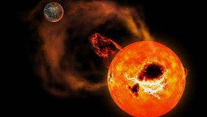 LA NOAA ADVIERTE DE LA LLEGADA DE UNA PELIGROSA TORMENTA SOLAR