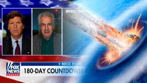6/05/2022 LA NASA ADVIERTE SOBRE ASTEROIDE | FOX NEWS Y LOS 180 DÍAS