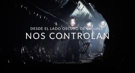 LOS ALIENÍGENAS NOS CONTROLAN DESDE EL LADO OSCURO DE LA LUNA