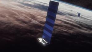 SPACE X RECIBE SOLICITUDES BETA DE STARLINK