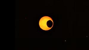 EL ROBER DE LA NASA CAPTURA UN ECLIPSE SOLAR EN MARTE 2020