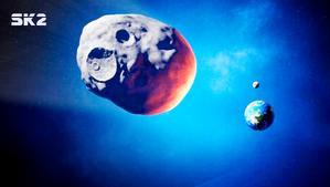 NASA SE PREPARA PARA EL IMPACTO DE UN ASTEROIDE