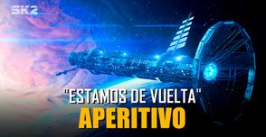 ESTAMOS DE VUELTA APERITIVO