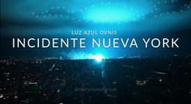 OVNIS EN EL INCIDENTE DE LA LUZ AZUL DE NUEVA YORK