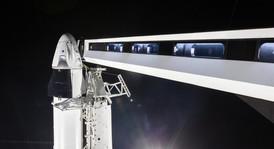 FECHA PARA EL LANZAMIENTO DEL DRAGON-2 DE ELON MUSK SPACE X A LA EEI