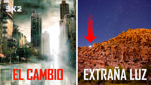 EXTRAÑO RAYO DE LUZ LIBERA OBJETO | EL MUNDO CAMBIARA CUANDO LAS CIUDADES COMIENCEN A CERRAR