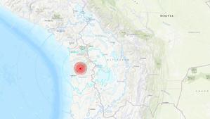 FUERTE TERREMOTO DE 6.2 SACUDE CHILE NORTE