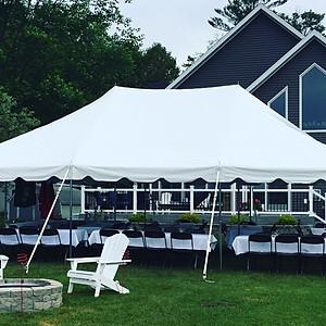 Tent Setups