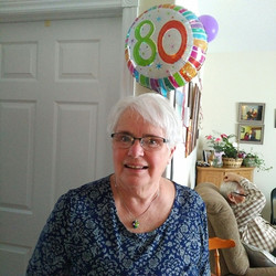 Louise Small 80th. Birthday