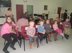 St. Matthew's Sunday School