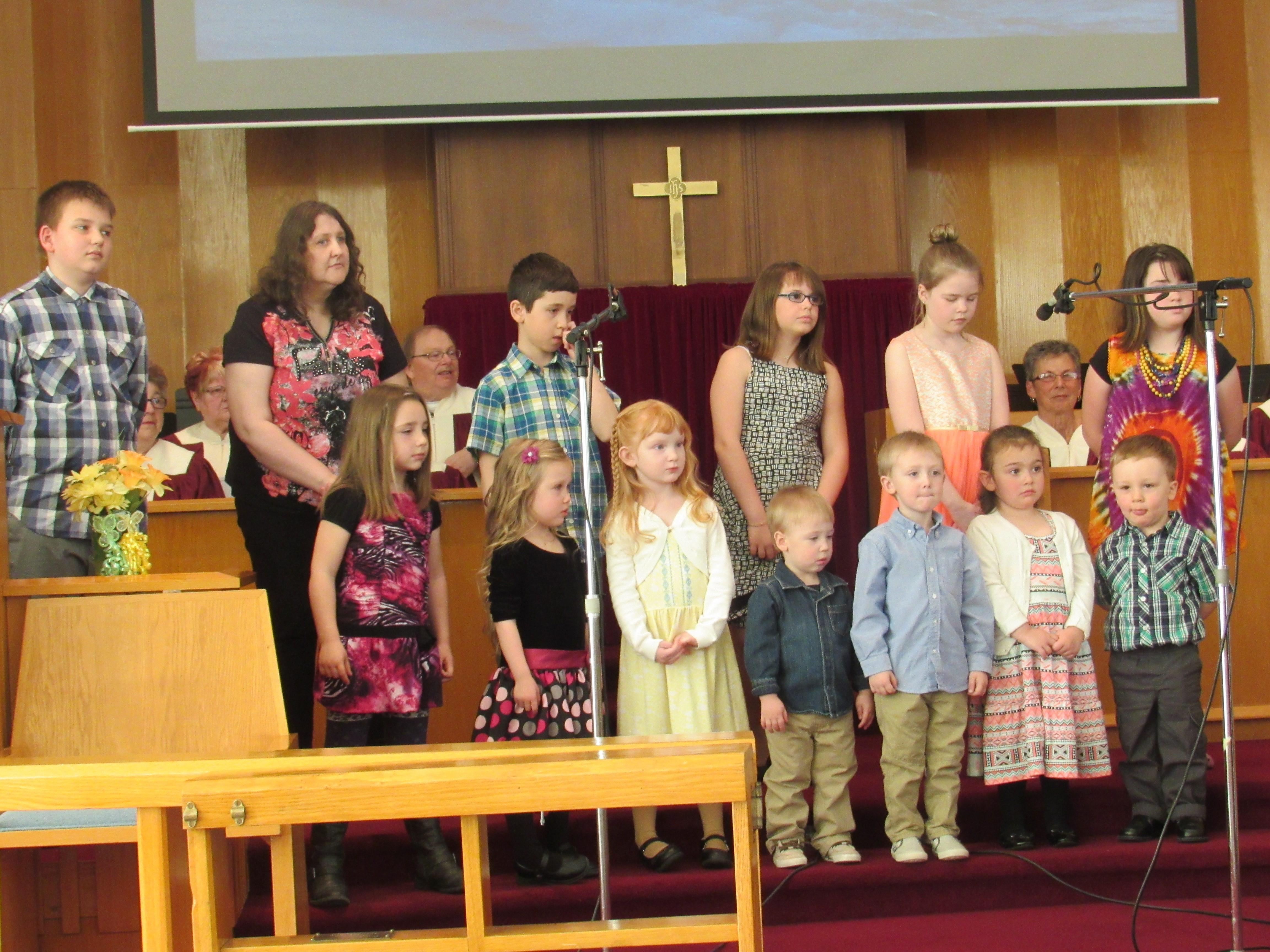 Family Christian Sunday 2017