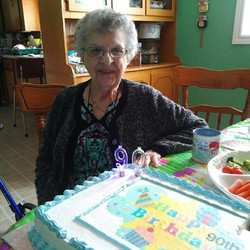 Mary Ginn 90th. Birthday
